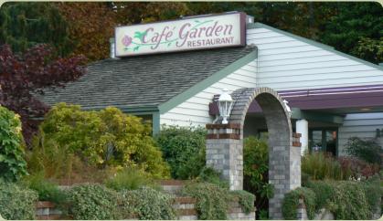 Cafe Garden Restaurant In Port Angeles Washington
